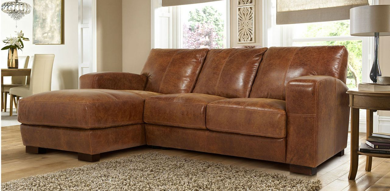 2016 leather sofa North Carolina