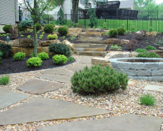 Deluxe Idea Small Garden Landscapes Backyard