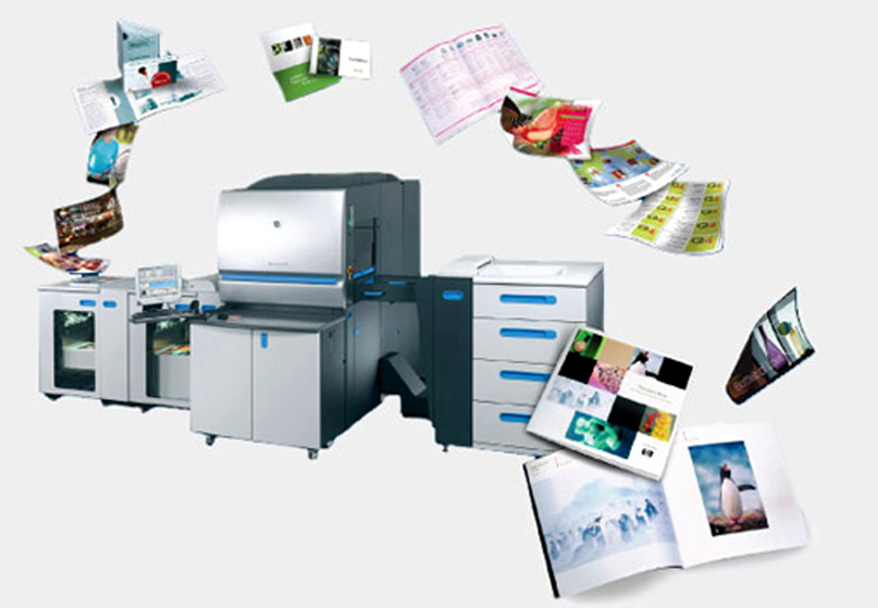 Digital Printing in Wilson NC