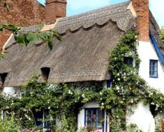 Finest Design Thatched Garden