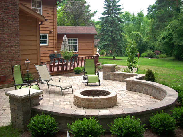 Fire Pit Design Ideas framed cheap o fire pit Fire Pit Design Ideas