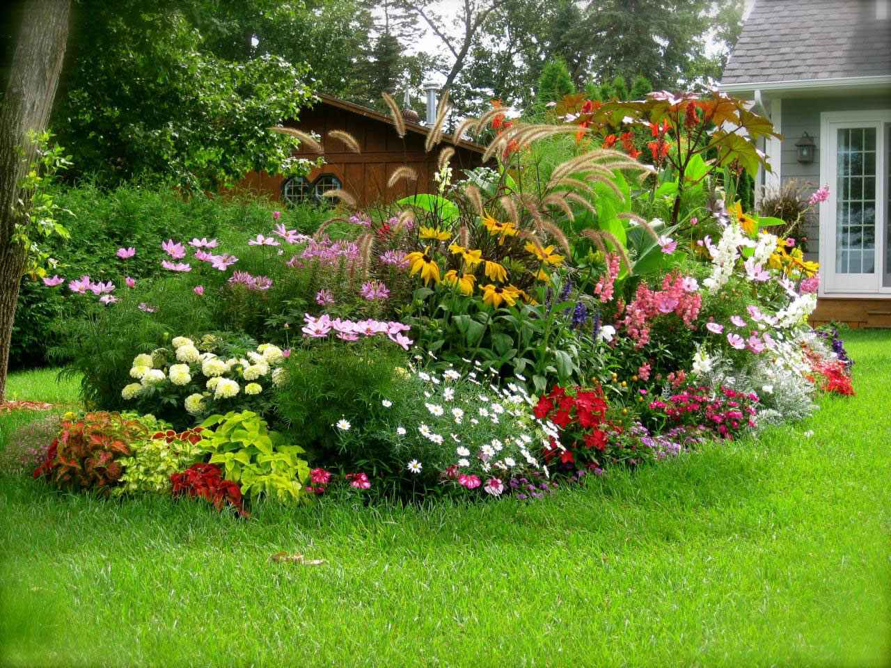 flower garden tips ideas