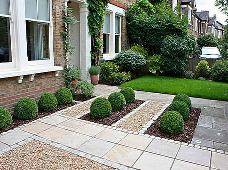 Front Garden Design U2013 Know How To Upgrade The House Impression . Part 62