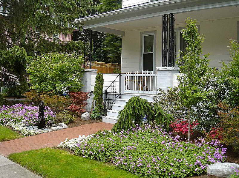 Front Yard Landscaping Ideas For Small Yards Part - 16: Front Yard Landscaping Ideas For Small Yards