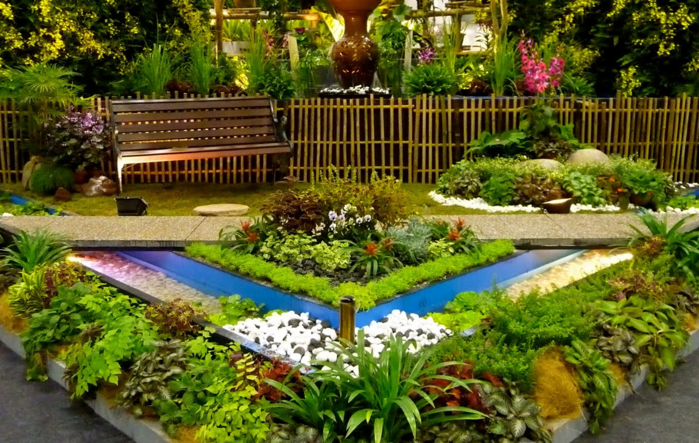 Garden Backyard Landscapes Inspiration