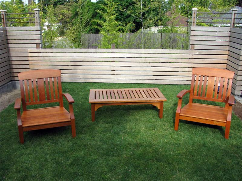 Garden Furniture Wood Idea