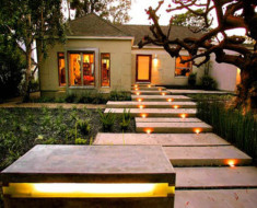 Garden Outdoor Lighting Decor
