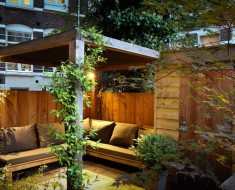 Garden shelter ideas
