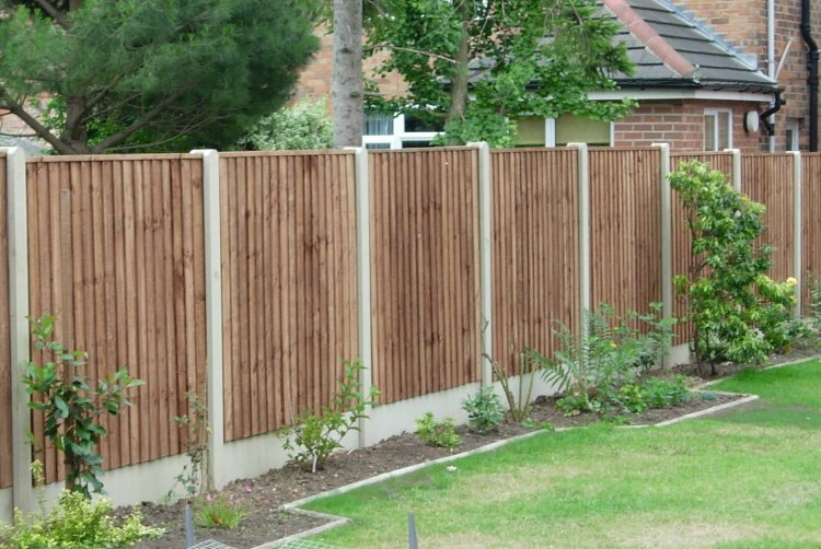 Garden Fence Designs Garden ideas and garden design