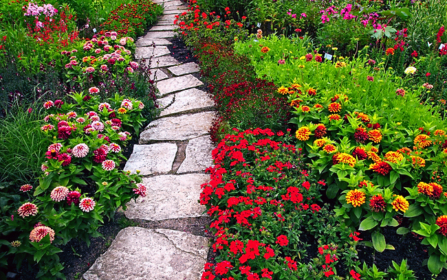garden flowers gorgeous flower gardens ideas u2013 wilson rose garden