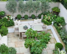 Hard landscape design ideas
