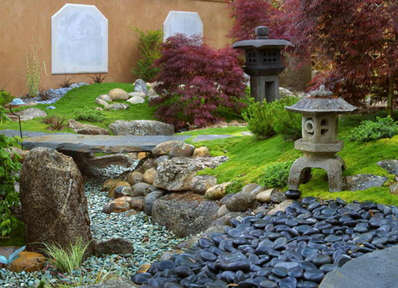 Japanese Garden Landscape Decor ideas