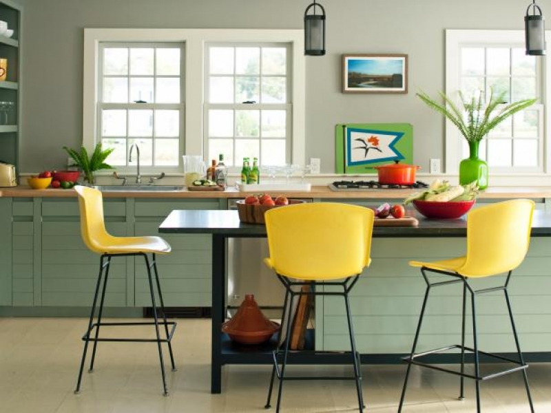 Kitchen Colors Innovative Ideas