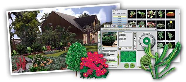 Landscaping software wilson rose garden for Landscape design computer programs