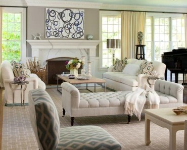 Living Room Sofa Arrangement Ideas