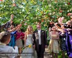 Ness botanic gardens weddings