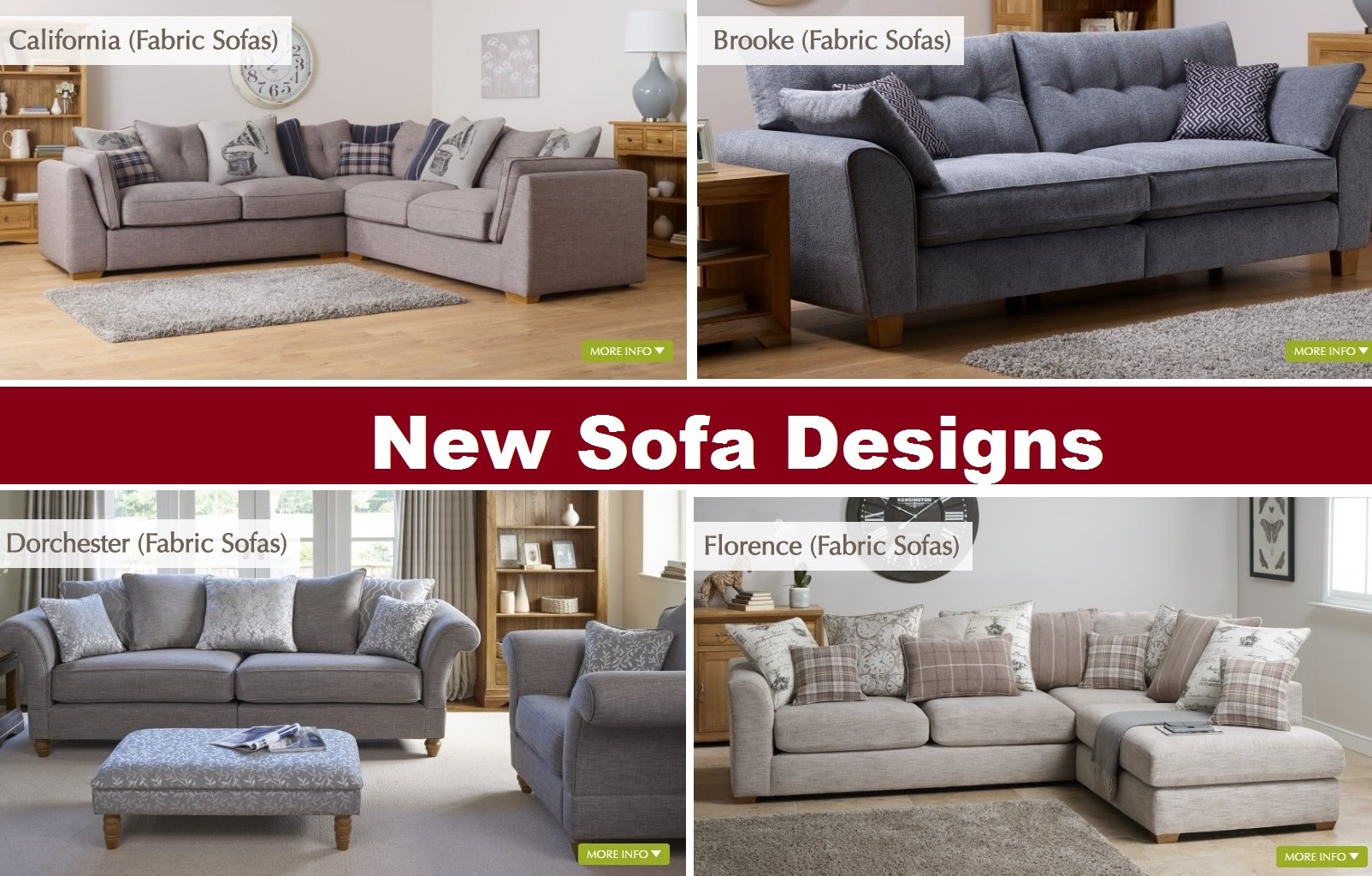 New Sofa Designs