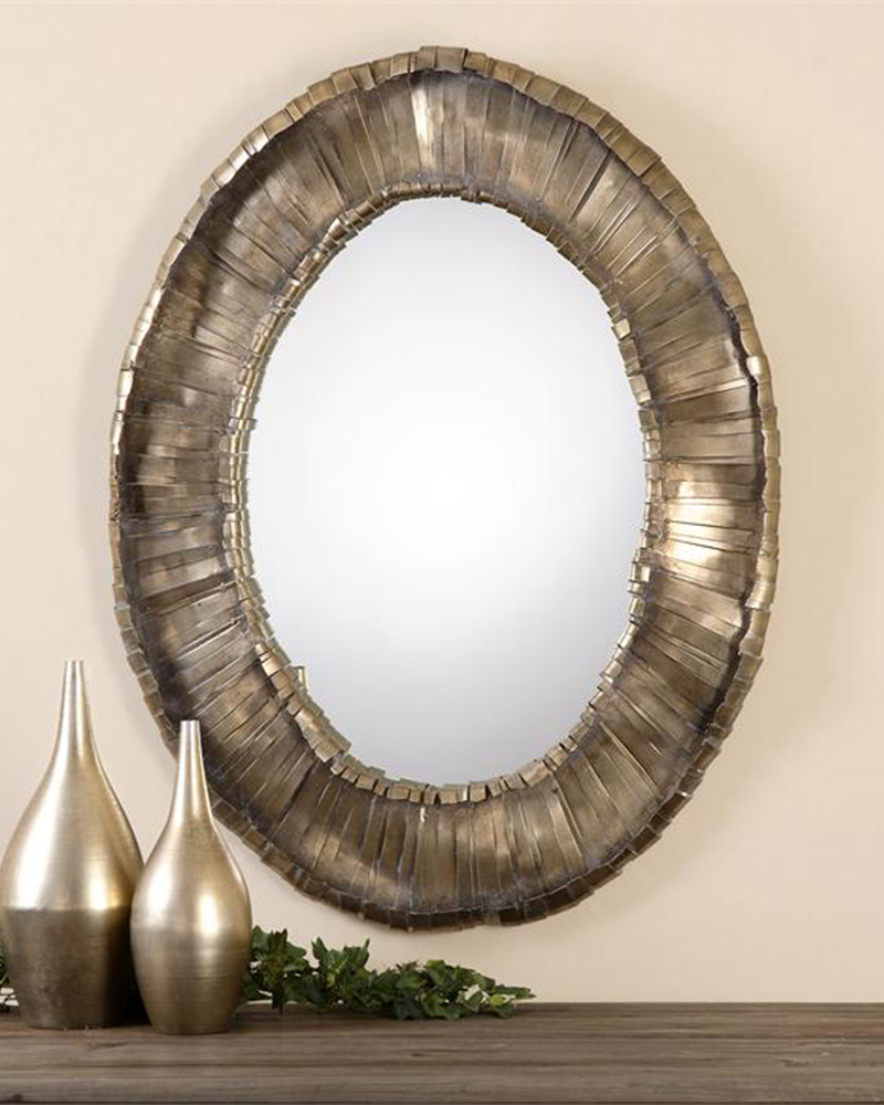 Oval Mirrors specializes in wall mirrors