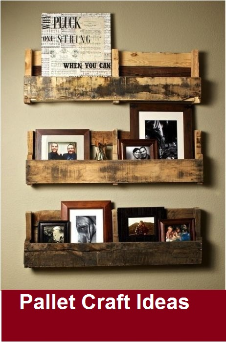 Pallet Craft Ideas