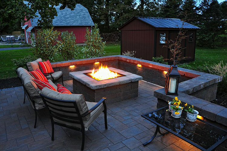 fire pit design ideas for backyard transformation fire pit design ideas - Outdoor Fire Pit Design Ideas
