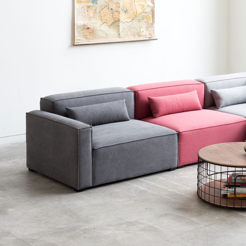 Modular Furniture Sofa: Wilson Rose Garden