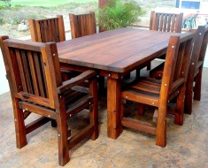 Special Design Wood Garden Furniture