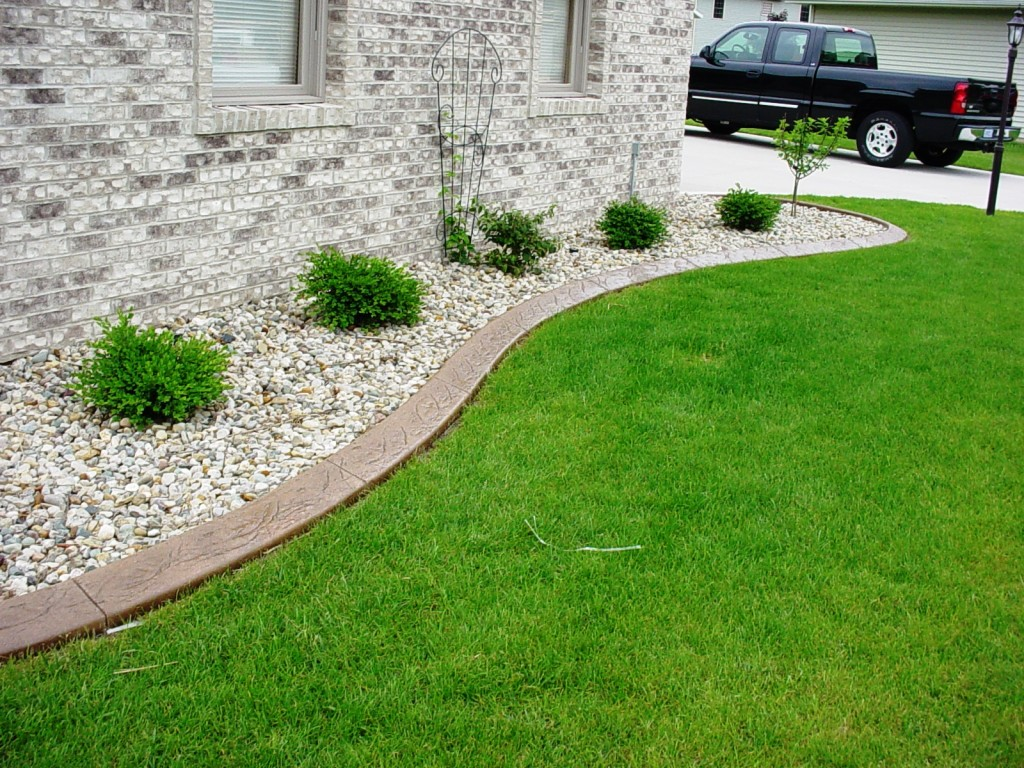 Steel Landscape Edging Ideas