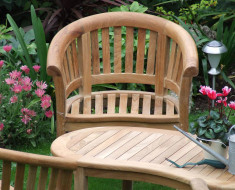 Superb Garden Bamboo Cell Furniture