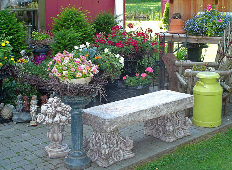 Wholesale Garden Decor Shops – Wilson Rose Garden