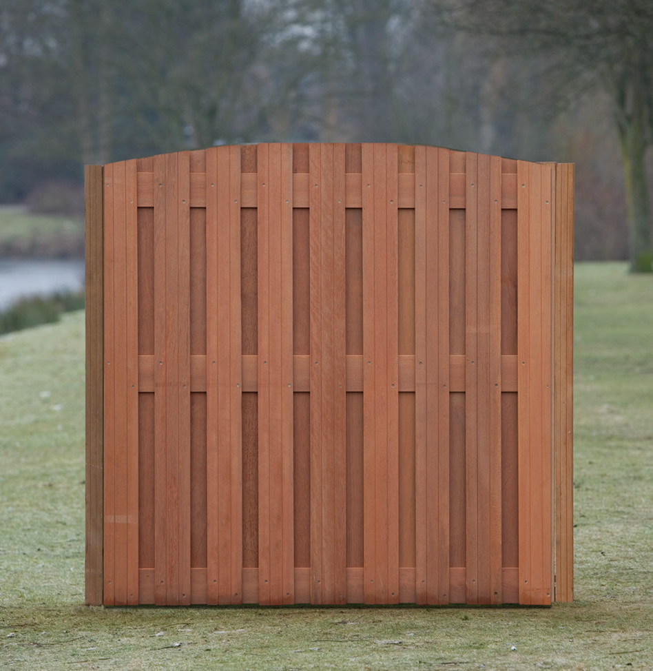 Wood Fence Panels Ideas