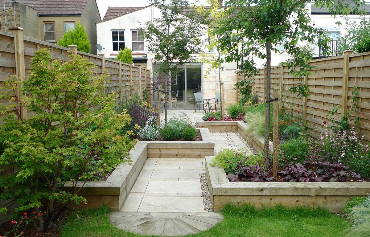 backyard design ideas small yards - Small Yard Design Ideas