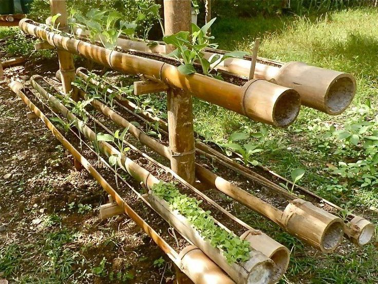 bamboo garden design ideas - Garden Design Using Bamboo
