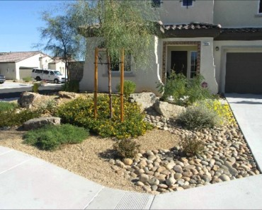 desert landscaping design ideas