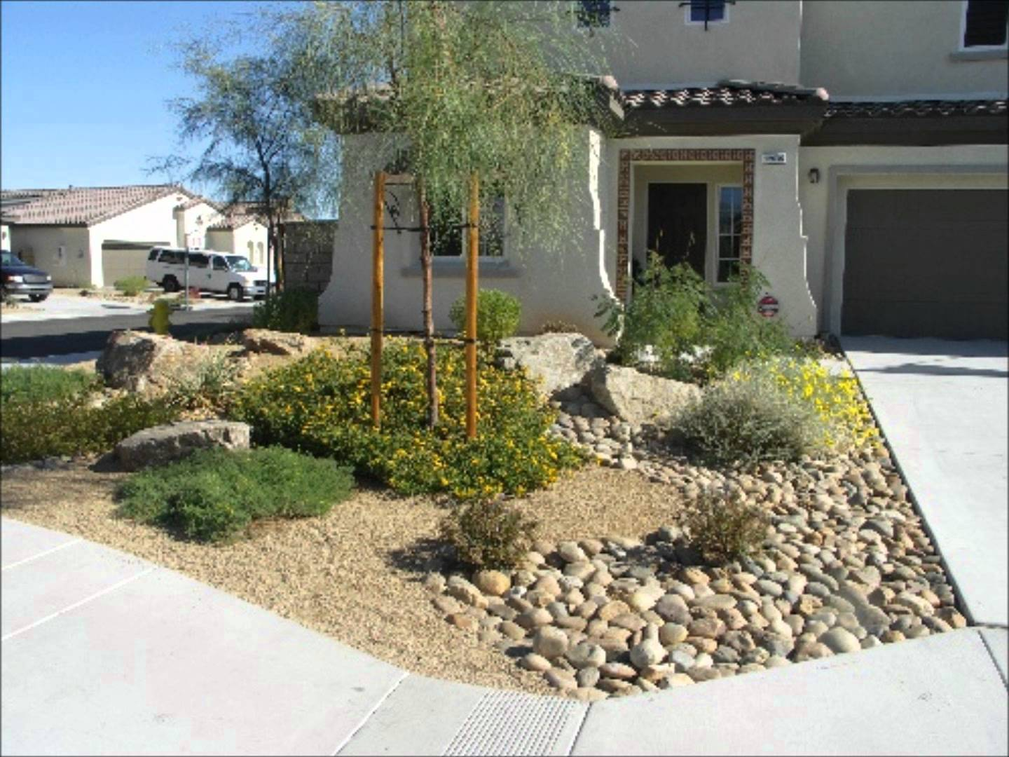 desert landscaping design ideas – Wilson Rose Garden