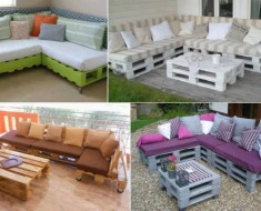diy furniture with pallets