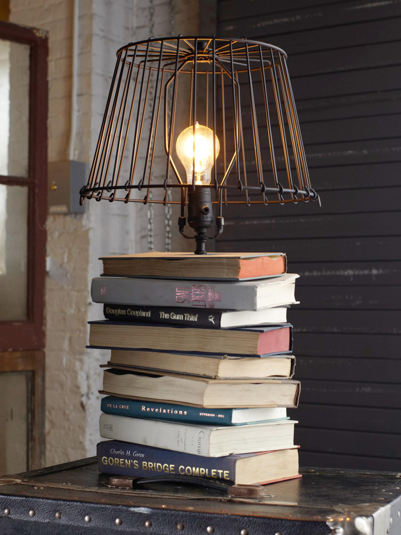 diy table lamp ideas