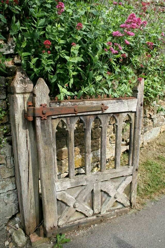 garden door hinges