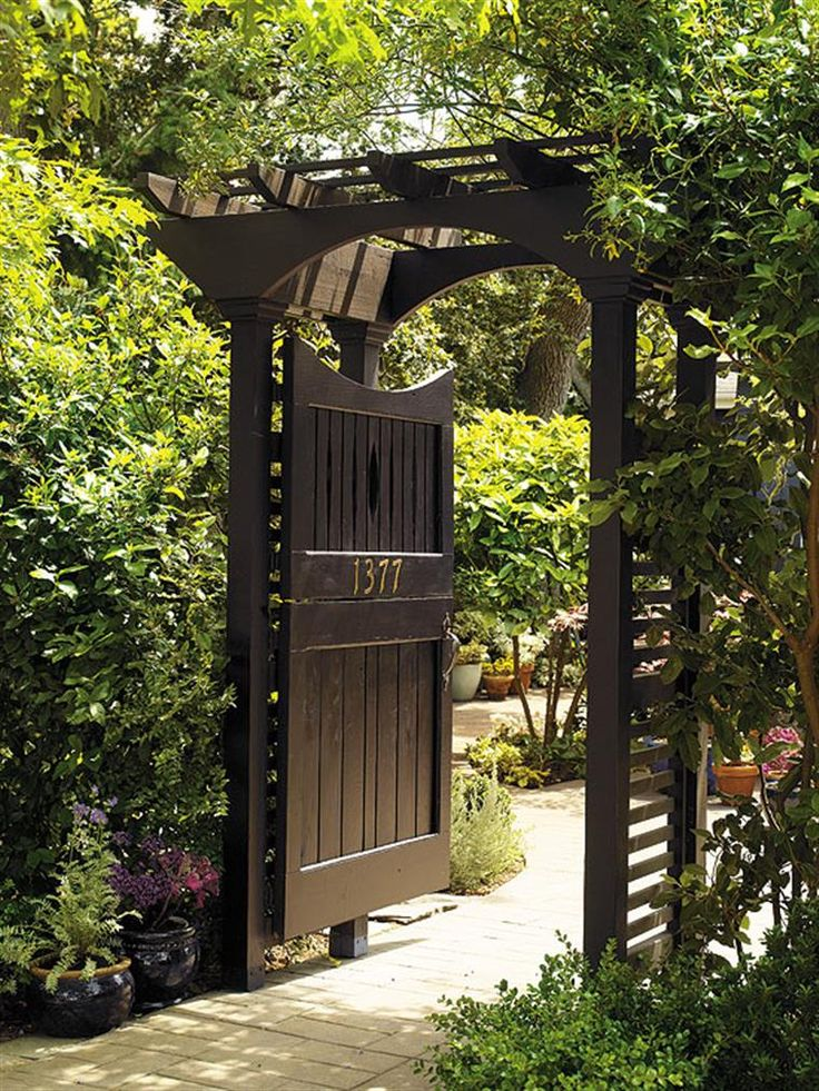 Garden Door Styles To Get An Instant Makeover To Your Garden