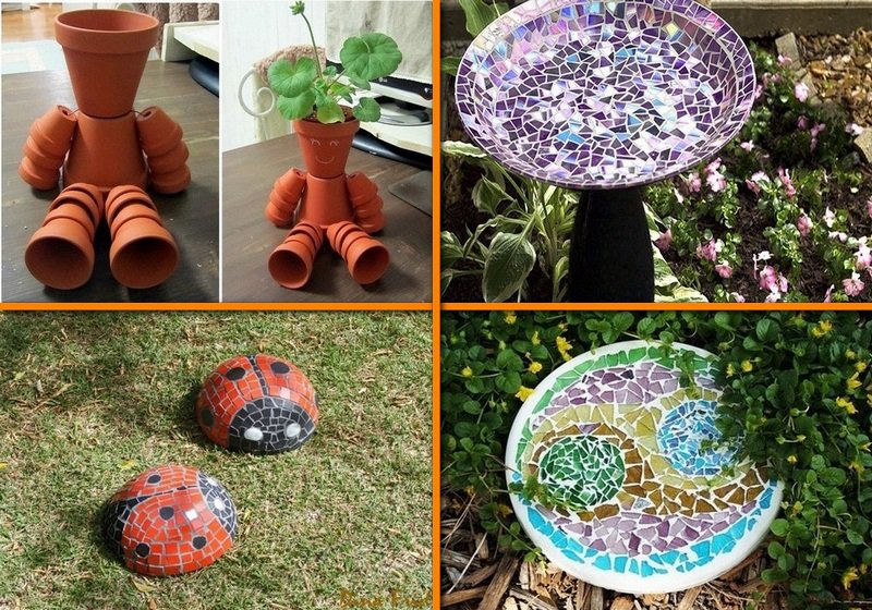 Home Garden Decoration Ideas Part - 18: Home Garden Decor Ideas