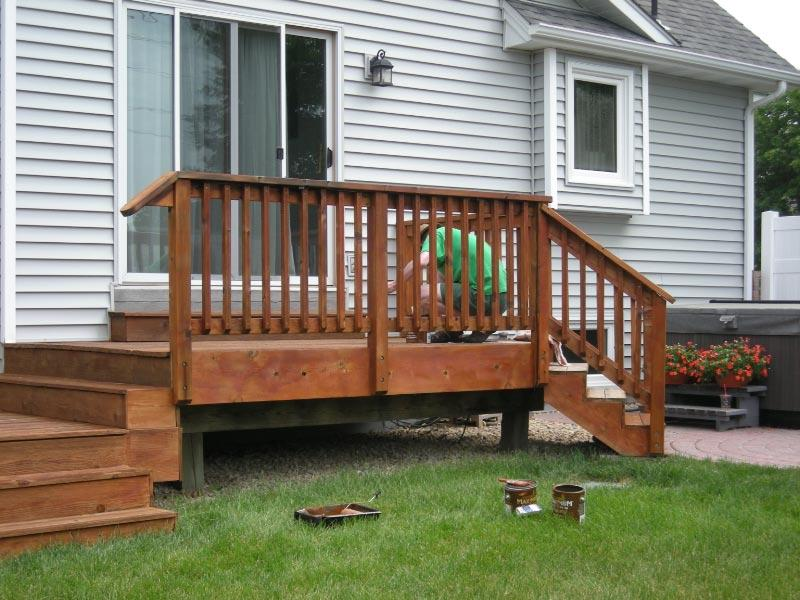 delightful how to build a small deck Part - 4: delightful how to build a small deck design inspirations