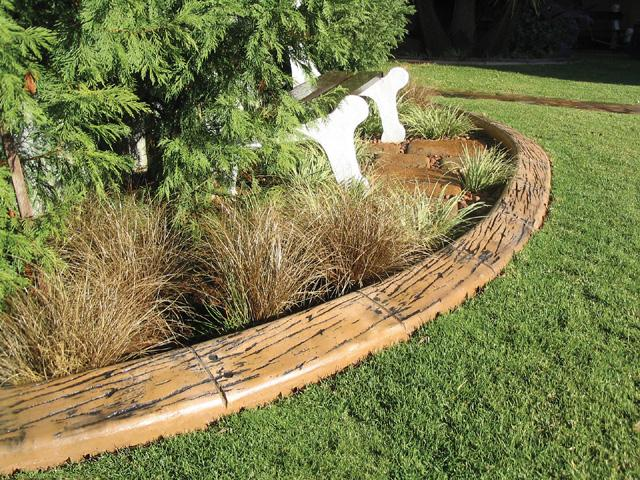 landscape edging products