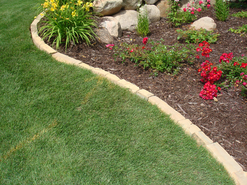 landscape stone edging