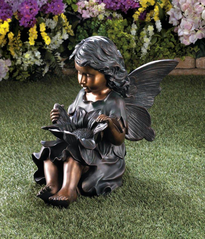 How To Revive Fairy Garden Statues Into Original Form Wilson