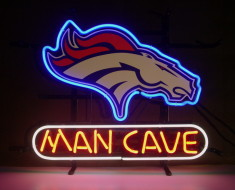 man cave neon lights