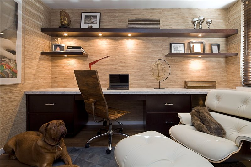man cave office designs