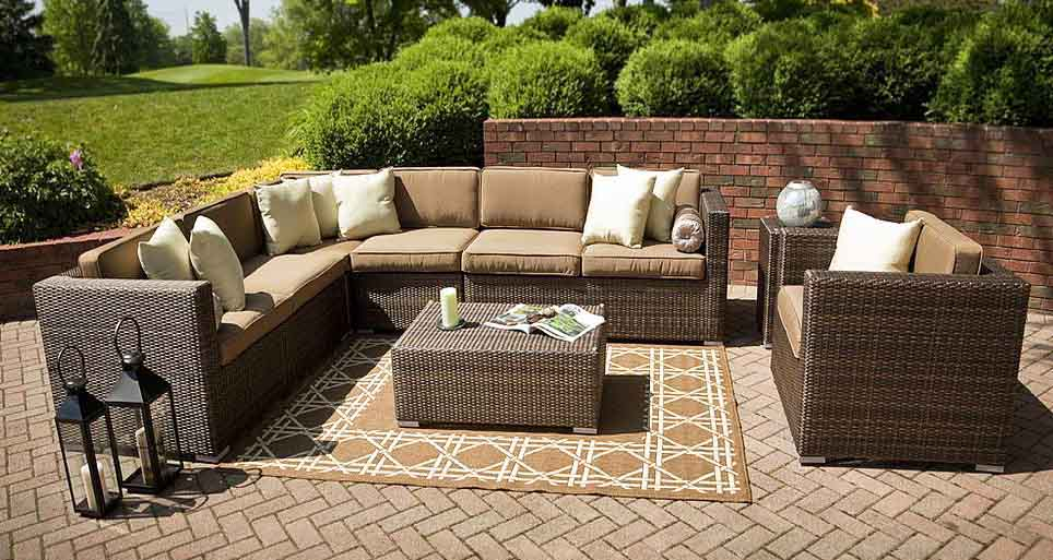 The Best Outdoor And Patio Furniture Brands Wilson Rose Garden - Backyard furniture sale
