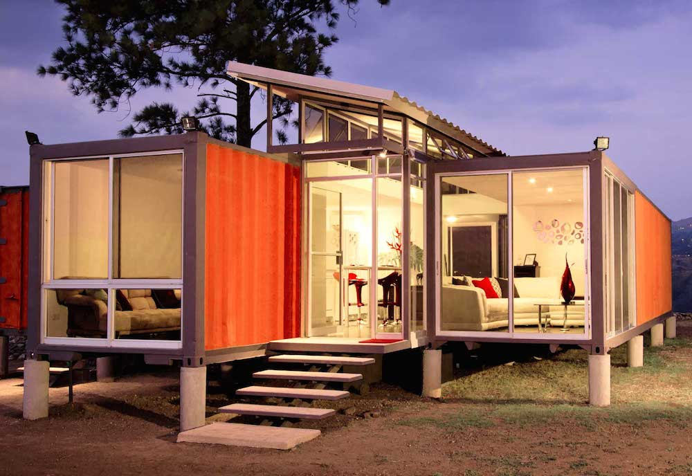 Storage Container Tiny House On Wheels