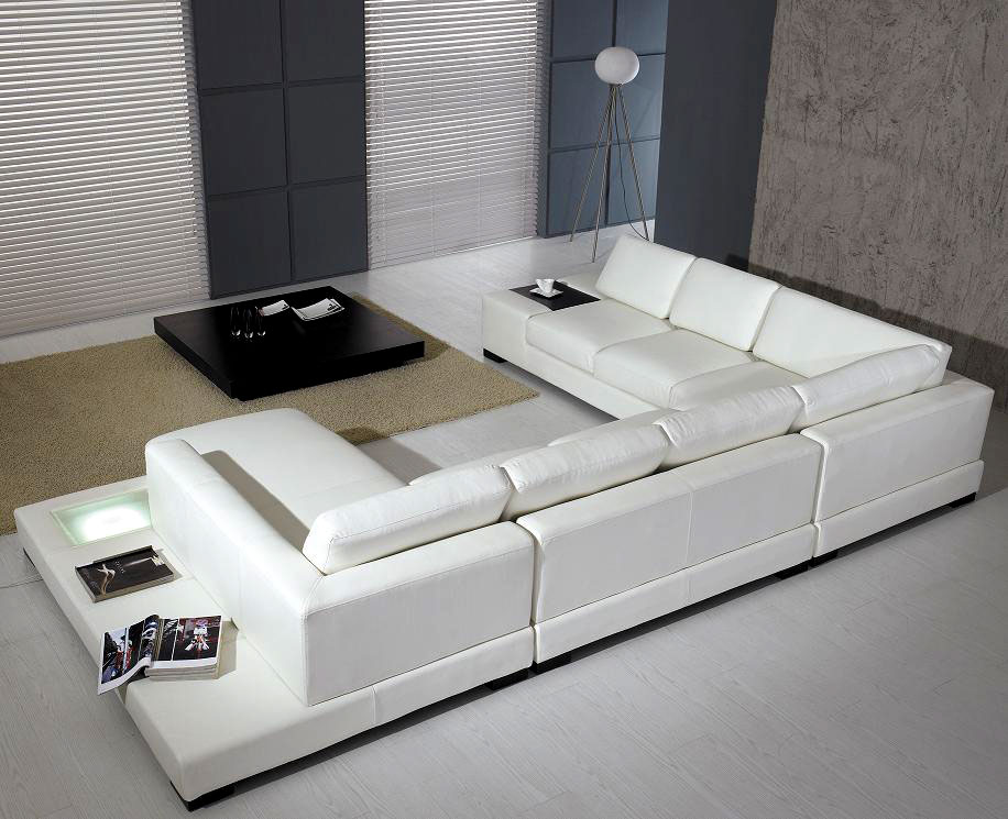 white leather sofas North Carolina