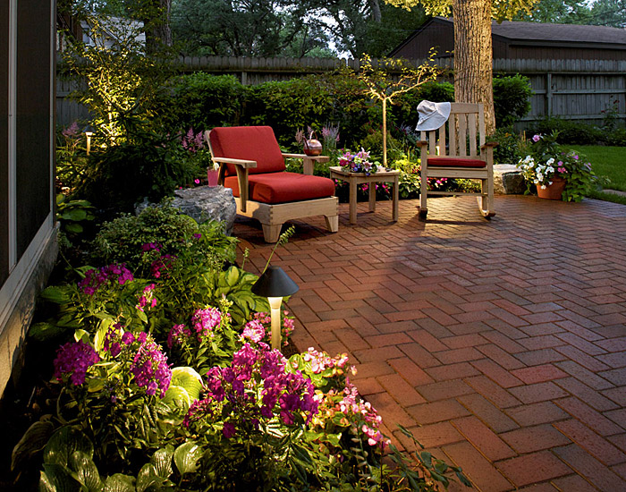Great landscaping ideas for the front yard - Wilson Rose ... on Nice Backyard Landscaping Ideas id=40217