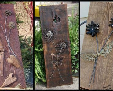 Barnwood Craft Ideas